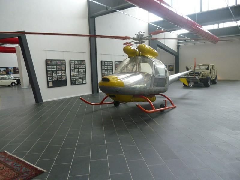 Elicottero Lamborghini : Fotogallery associazione tori e motori international